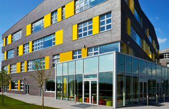 monaghan further education oppermann architecture campus school college fitout