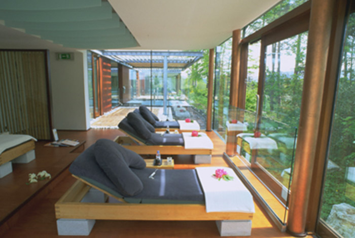 Samas Spa At The Park Hotel Kenmare