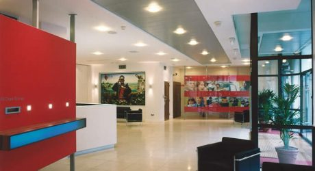national lottery fitout design interior architect oppermann