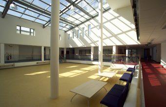 oppermann architecture architect school education huntstown fitout refurbishment construction