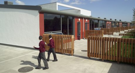 oppermann architecture architect school education huntstown fitout refurbishment construction