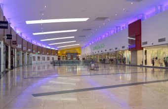 oppermann architecture interior design shopping centre limerick caherdavin jetland fitout refurbishment construction