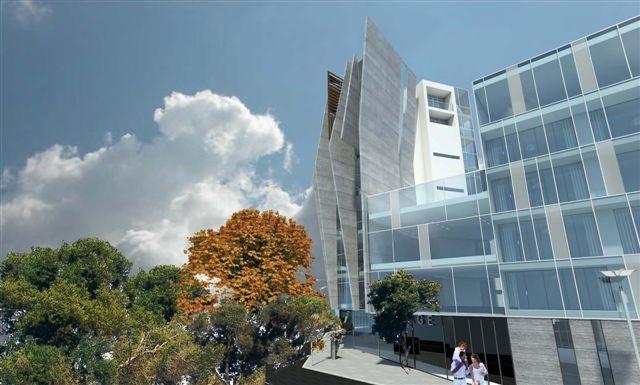 constitution hill architect planning refurbishment re-development design
