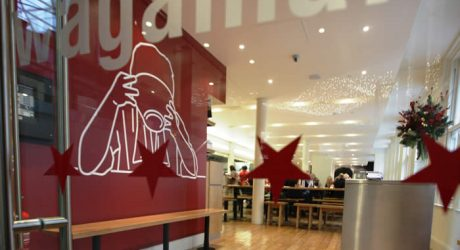 wagamamas restaurant belfast oppermann architecture interior design fitout construction refurbishment