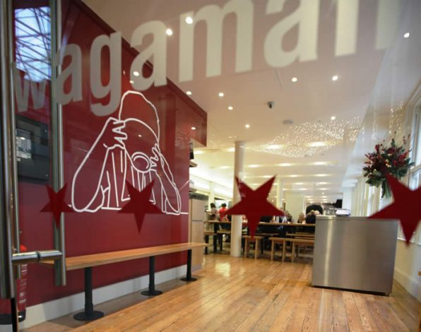wagamamas restaurant belfast oppermann architecture interior design fitout construction refurbishment