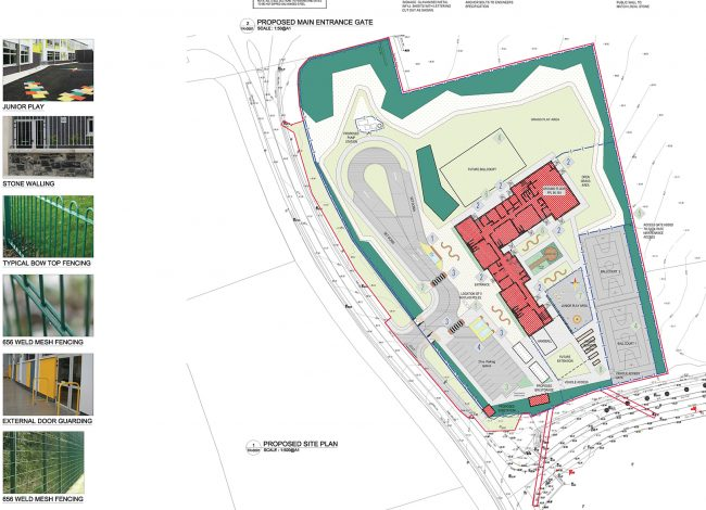Loughrea - Site Plan