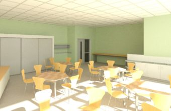 Belmayne - Internal Classrooom View