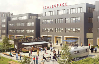 Scalespace - Building B